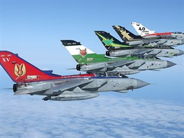 Royal Air Force, 5 x Tornado