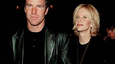 Meg Ryanová and Dennis Quaid