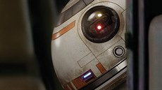 Droid BB-8 ve Star Wars: Síla se probouzí