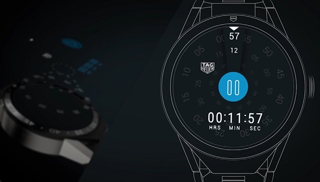 Hodinky TAG Heuer Connected - iDNES.tv 525e167166a