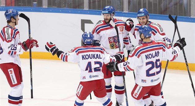 6e4c00277c009 Skvělý víkend v Moskvě: hokejisté slaví triumf, porazili i domácí ...