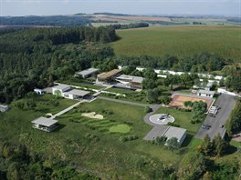 Bunkr nedaleko Českého Brodu může přijít zájemce téměř na sedm miliard korun.