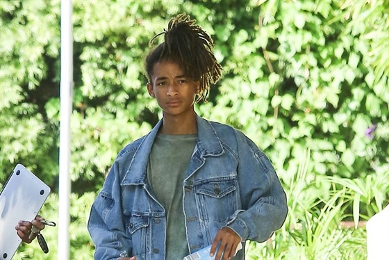 Jaden Smith (Los Angeles, 8. října 2015)