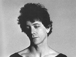 Lou Reed v roce 1975 (repro z knihy Jeremy Reed: Waiting for the Man)
