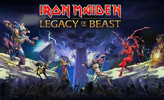 Iron Maiden: Legacy of the Beast