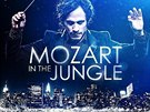 Gael García Bernal v seriálu Mozart in the Jungle
