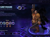 Heroes of the Storm - Genn Greymane