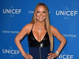 Mariah Carey (Los Angeles, 12. ledna 2016)