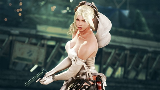 Nina Williams z Tekkena 7