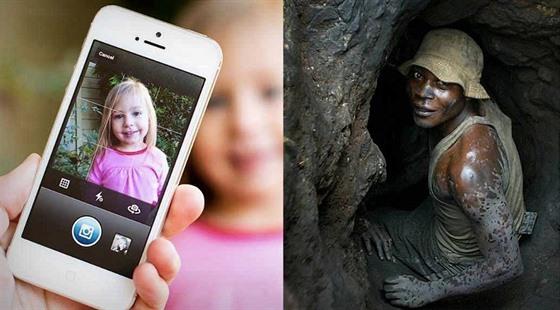 apple  samsung uvazly  retezci firem kterym tezi kobalt  male deti idnescz