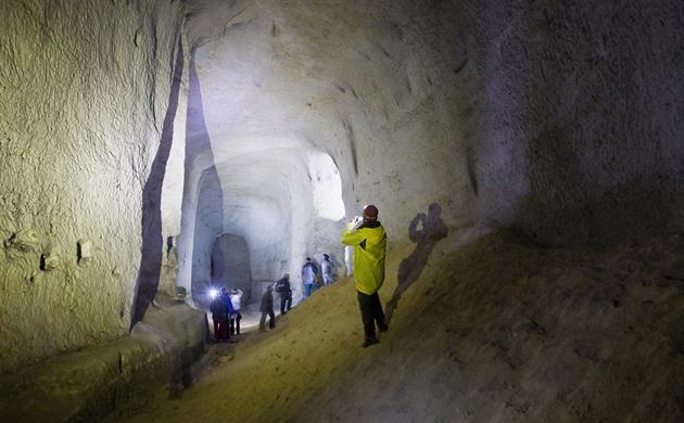 Nevřeň v rámci festivalu Industry Open otevře podzemní kaolinový důl