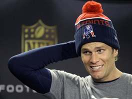 Quarterback New England Patriots Tom Brady