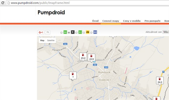 Pumpdroid.com