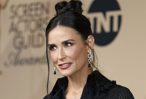 Demi Moore (Los Angeles, 30. ledna 2016)