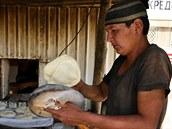 Pečení tradičního chleba