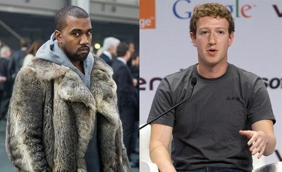 Kanye West chtěl po Zuckerbergovi 24 miliard na své plány - iDNES.cz db6c23ace8