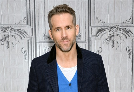 Ryan Reynolds (New York, 9. února 2016)