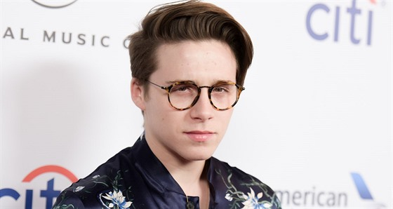 Brooklyn Beckham (Los Angeles, 15. února 2016)