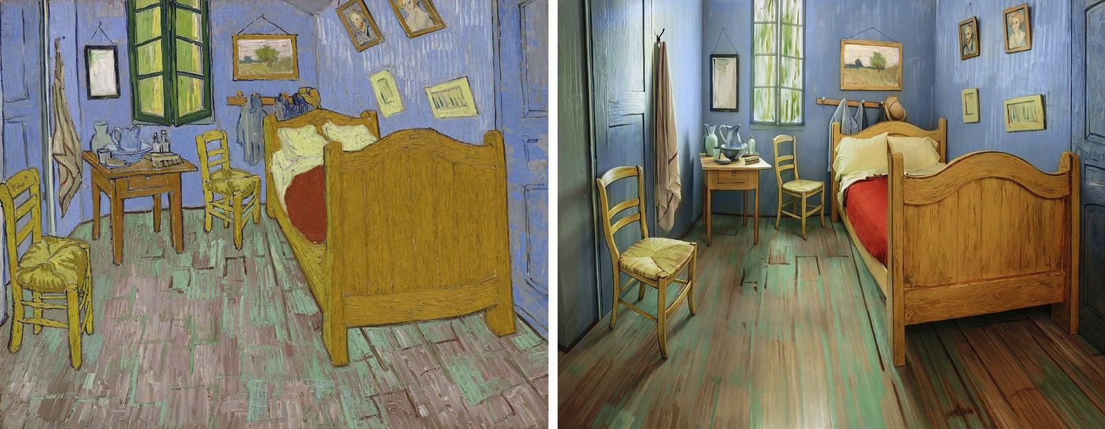 Vincent Van Gogh Namaloval V Roce 1889 Tři Verze Slavného Obrazu