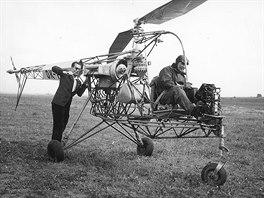 Experimentální vrtulník XE-II