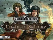 The Dark Eye Chanis of Satinav