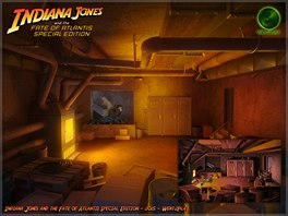 Moderní předělávka Indiana Jones and the Fate of Atlantis
