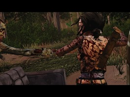 Walking Dead: Michonne - In Too Deep