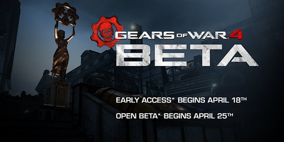 Gears of War 4 - beta