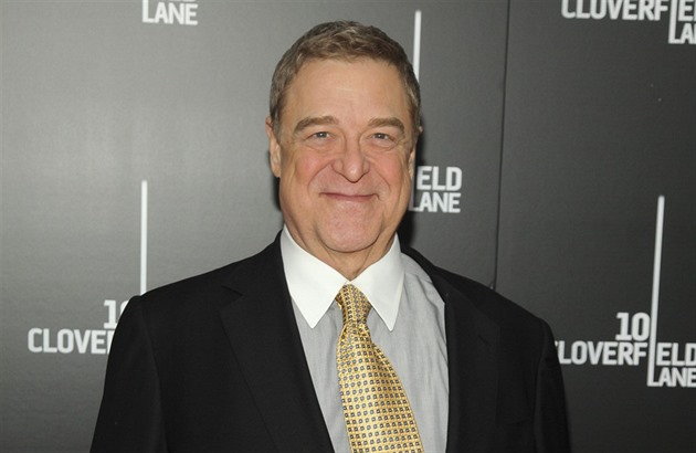 John Goodman (New York, 8. března 2016)