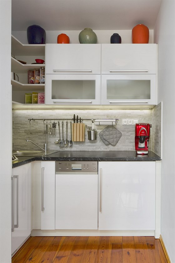 Fotogalerie Osvědčený Recept Do Kuchyně Bílá Barva