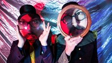 Sean Lennon a Les Claypool