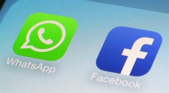 Facebook a Whatsapp