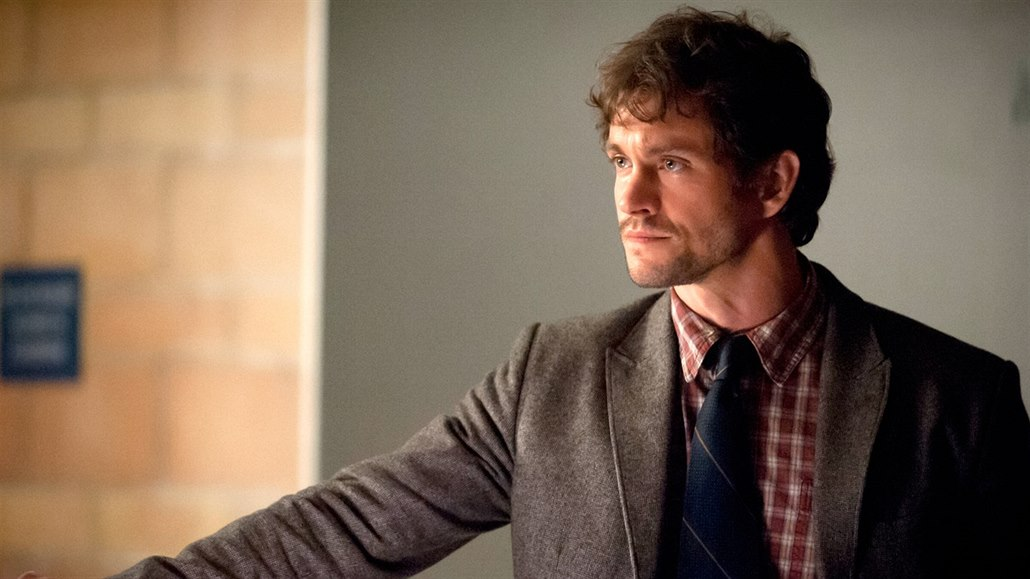 Hugh Dancy v seriálu Hannibal