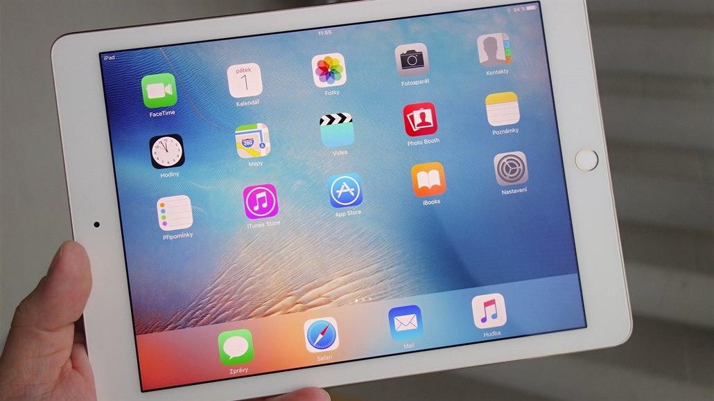 7bcd4083b Placatý zázrak. Nový iPad Pro 9,7