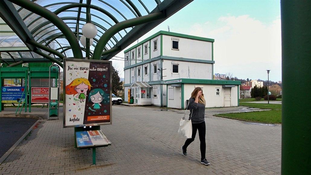 Liberecký autobusák městu patřit nebude, stavbu terminálu převezme kraj