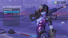 Widowmaker ve hře Overwatch