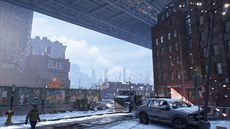 Časosběrné video z Tom Clancy's: The Division