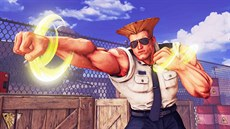 Guile ve Street Fighteru V