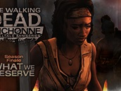 The Walking Dead: Michonne - What We Deserve