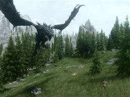 The Elder Scrolls V: Skyrim  s modifikacemi