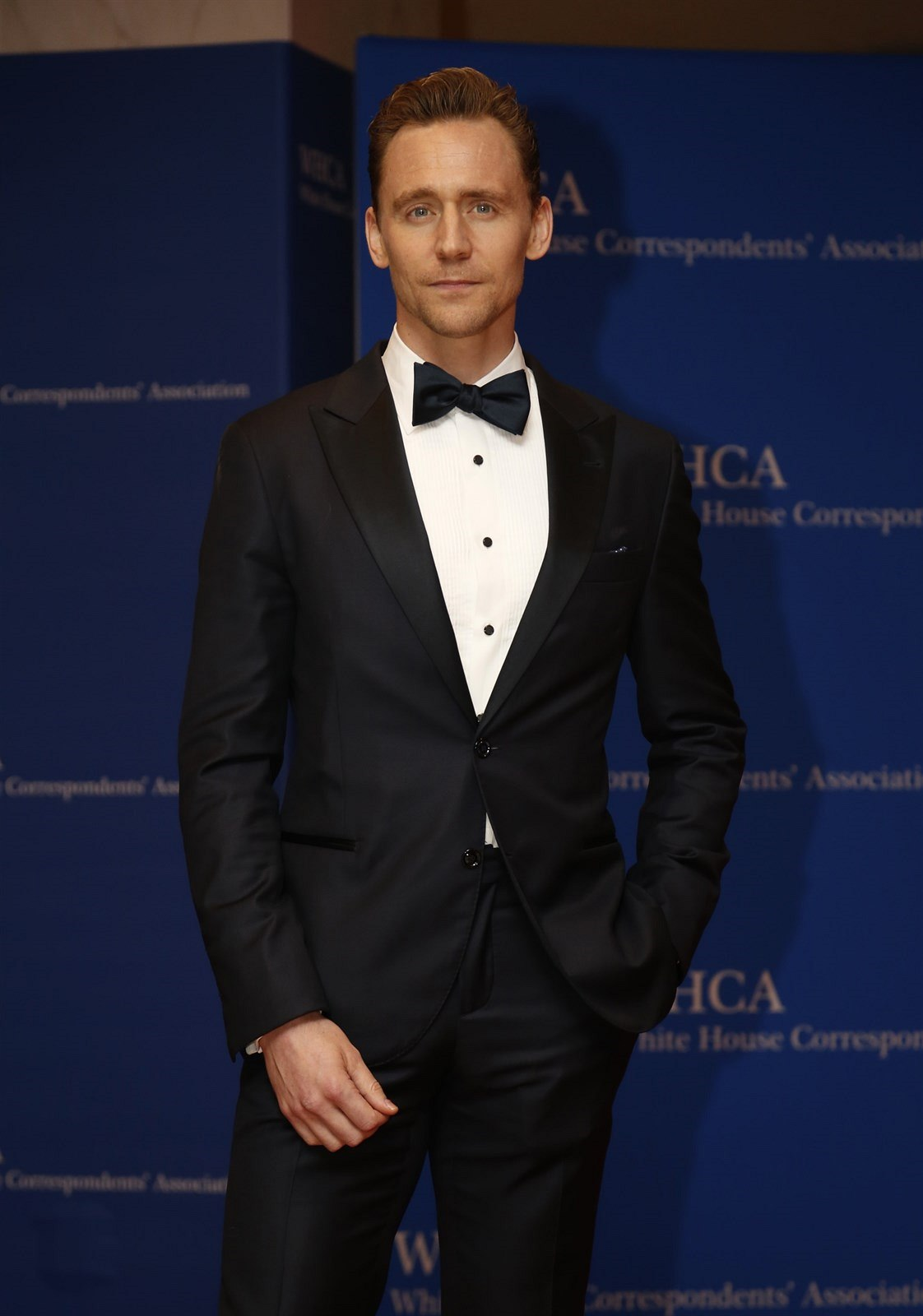 Tom Hiddleston (Washington, 30. dubna 2016)
