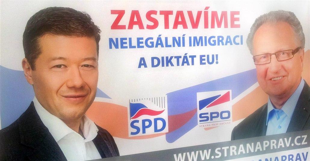 2e674708c6d Okamurovci a zemanovci berou volby jako referendum o podporovatelích ...