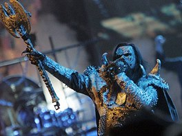 Finále Eurovision Song Contest - Lordi - Hartwall Arena, Helsinky (12. května...