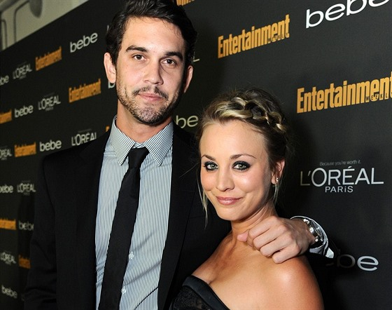Kaley Cuoco a Ryan Sweeting