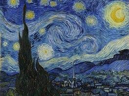 Vincent van Gogh - Hvězdná noc