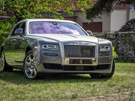 3. sraz vozů Rolls-Royce a Bentley