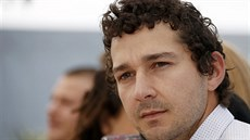Shia LaBeouf  v Cannes provází film American Honey.