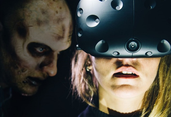 Virtually Dead a HTC Vive