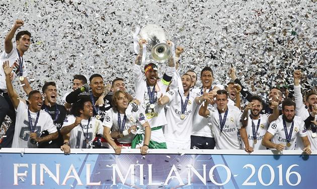 Obhájí Real Madrid Ligu mistrů?