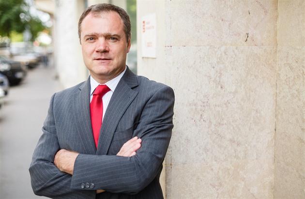 Ředitel Poradny při finanční tísni David Šmejkal.